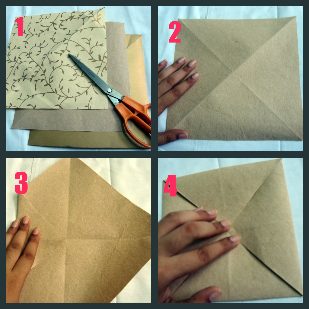 Paper Flower - How to make a Lotus Flower Origami | 1024x1024